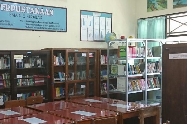 Perpustakaan SMA N 2 Grabag